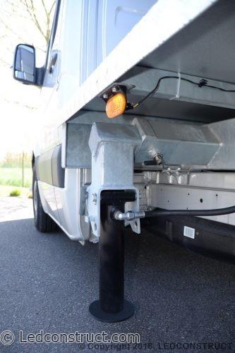 hydraulische-steunpoot